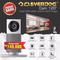 CLEVER DOG Smart Security CCTV IP Camera Baby Monitor 960P 120 Degree
