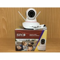 SPC IP Cam CCTV Wifi Wireless Portable Smart Baby Camera (BEST SELLER)