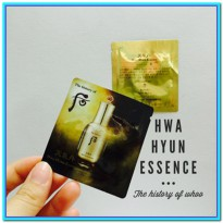 (Paket Perawatan Wajah) ESSENCE CREAM HWA HYUN - the history of whoo