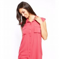 Sophie Paris - CISSY RED DRESS XS