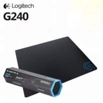 LOGITECH G240 Cloth Mouse PAD Gaming/MousePad Game (340x280x1mm)