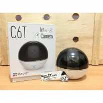 EZVIZ C6T Dome HD IP Camera/Kamera CCTV IR DOME 360 Plus Degrees