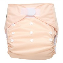 SgBum Grand Suede Cloth Diaper Aplix 2 pcs