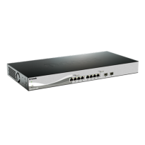 D-Link DXS-1210-10TS/E 8-Port 10 Gigabit (10GbE) Smart Switch
