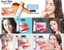 SOUL SKIN LIPSTICK LIPSTIK BAR MAKEUP MAKE UP PERONA PEMERAH BIBIR ORIGINAL BEST SELLER