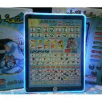 Mainan Edukasi Playpad Muslim 3 Bahasa + Lampu Led
