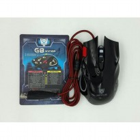 Rexus Gaming Mouse G8 7D Viper