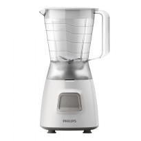 Blender & Juicer PHILIPS Blender Plastik 1.25 Liter HR2056 - Abu
