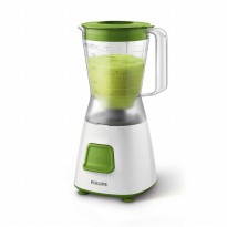 Blender & Juicer PHILIPS Blender Plastik 1.25 Liter HR2057 - Hijau