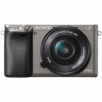 SONY Mirrorless Digital Camera Alpha A6000 - Graphite Grey [ILCE-6000L/H]
