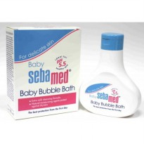 (Limited Offer) SebaMed Baby Bubble Bath 200ml