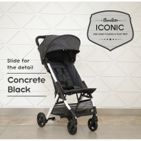 [Ready] Cocolatte - Iconic CONCRETE BLACK