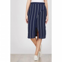 Finn Blue Stripe Skirt