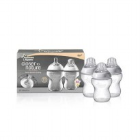 Tommee Tippee Bottle 260ml Triple Pack