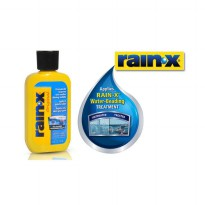 Kaca Mobil Anti Air Rain X Water Beading Treatment