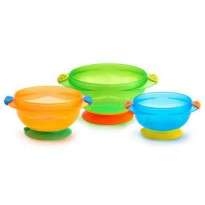 [Limited] Munchkin - Stay Put Suction Bowl