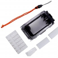 underwater waterproof case ipx8 40m for iphone 5