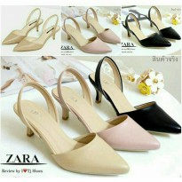 (Diskon) High Heels Zara Replika