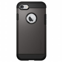 Spigen iPhone 7 Case Tough Armor SGP-042CS20489 - Gun Metal
