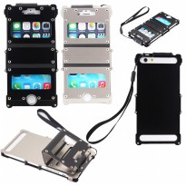 Original R-Just Bumper Case Casing iPhone 6 Armor King MD Series