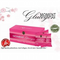 MOMENT GLUCOGEN Glutathione (GSH) - COLLAGEN - SUPER ANTIOXIDANT