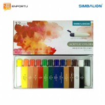 SIMBALION Acrylic 12 Colors