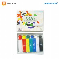 SIMBALION Acrylic 6 Colors