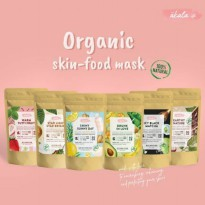 Akala Organic skin food mask 25gr ( Buy 3 Get 1)
