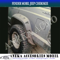 Over Fender Offroad/Spakbor Fiber Jeep Cherokee Model B