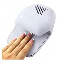 Nail Dryer Machine Portable Polish Electric Alat Pengering Kuku Manicure Pedicure