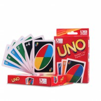Kartu Uno Card Game 2 Pack Set