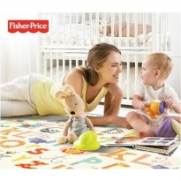 BEST CobyHaus PE Baby Playmat - Fisher Price ABC
