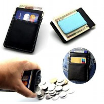 Money Clip Magnet Card Holder Coin Wallet TMK