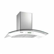 PROMO CHIMNEY HOOD-WALL MODENA CX-9306W (90 CM)