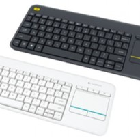 Keyboard Wireless Logitech K400 Plus