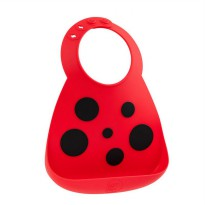 [Sale] Make My Day Baby Bib -  LADYBUG