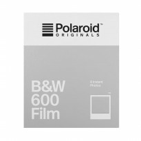 Polaroid Black and White Film for 600