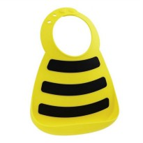 (Limited) Make My Day Baby Bib -  BUMBLE BEE