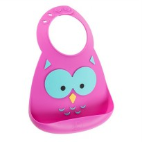 (Limited) Make My Day Baby Bib -  OWL