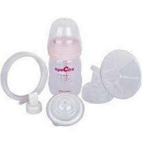 [Murah] Spectra Sparepart Breast Shield Set SIZE XS - With Bottle