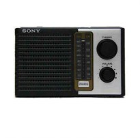 Radio AM FM Sony ICF-F10 portable.