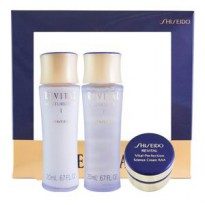 Shiseido Revital(Lotion I 20ml+Moisturizer I 20ml + Revital Vital-Perfection Science Cream AAA 7ml)