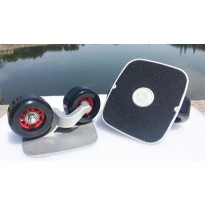 Mini Roller Skateboard Drift Board Papan Skateboard Mini Anti Selip
