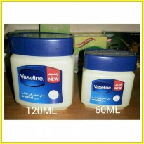 Vaseline petroleum jelly 120ml ORIGINAL