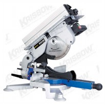 Mitre Saw 2 Fungsi 254mm Krisbow KW0701005