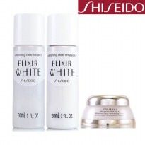 Elixir White set(Lotion I 30ml+Emulsion I 30ml+Bio-performance advanced super revitalizing cream 7ml