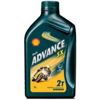 SHELL ADVANCE SX / OLI SAMPING 0,8L (OSA1084)