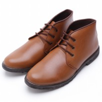 Dr.Kevin Leather Shoes 1021 Tan