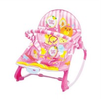 (Diskon) Sugar Baby - My Rocker TEA TIME PINK