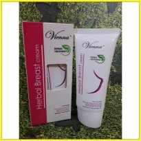 VIENNA BREAST CREAM ORIGINAL BER BPOM RESMI